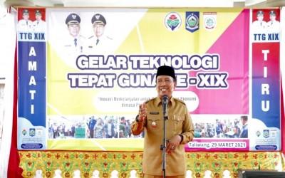 SMAN 1 Taliwang Menjuarai Gelar TTG XIX KSB Tahun 2021